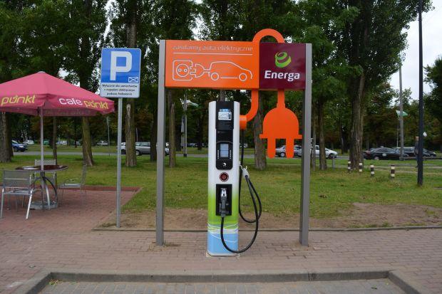 energa dc charger - multikino