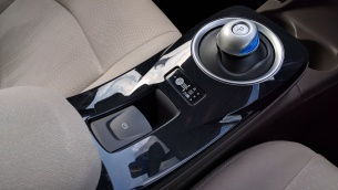 Eco mode is selected by double-selecting Drive (D)
