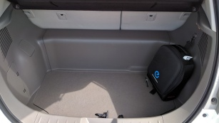 The boot is deep, wide, and extended with 60-40 split-fold seats