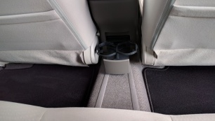 Cup holders for rear passengers - exclusive to the 1st Generation of LEAF!